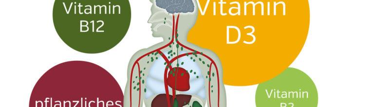 Vitalstoff-Wirkungen