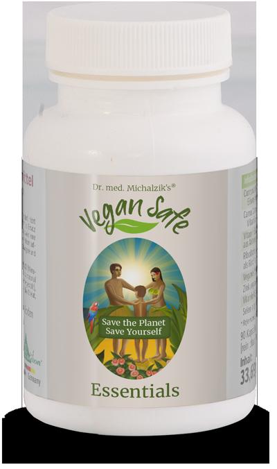 Vegan Safe Produkte